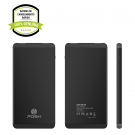 Carregador Portátil Posh Power Bank Metal 10000mah PBAD10